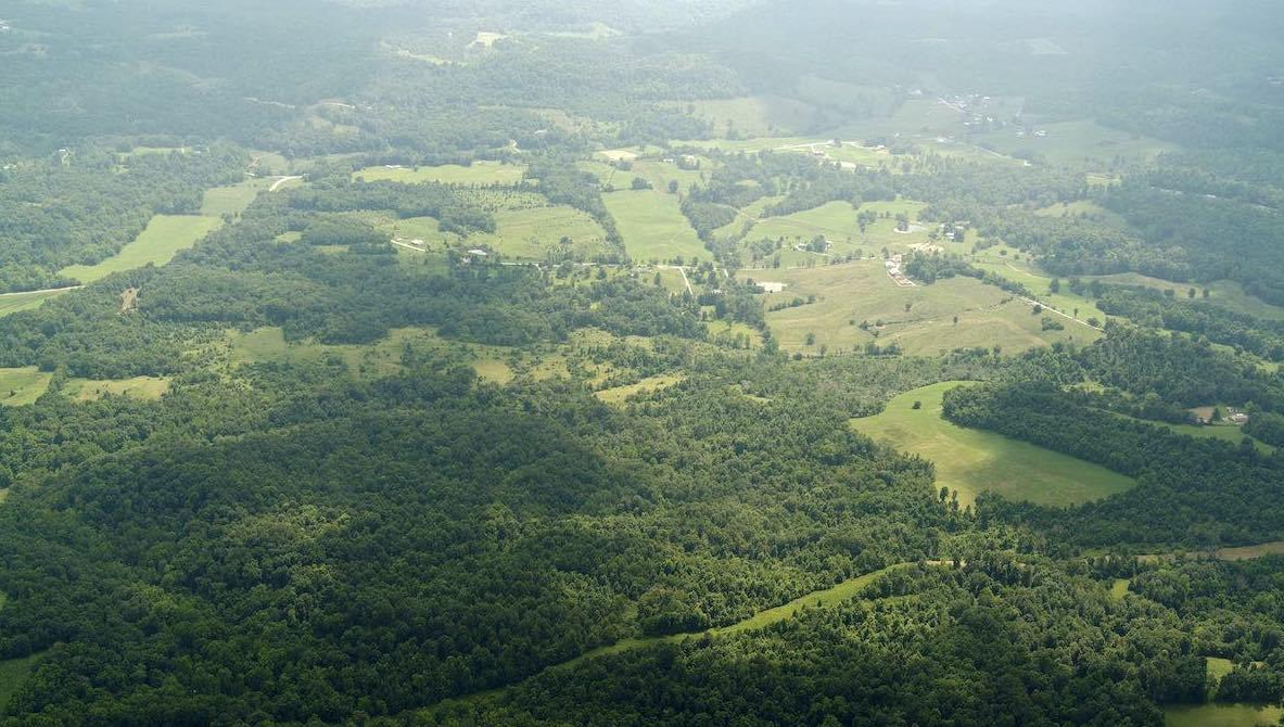 Cambridge Ohio Aerial